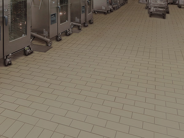 Напольная промышленная плитка
